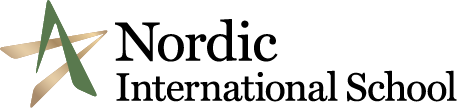 Logo för Nordic International School Västerås